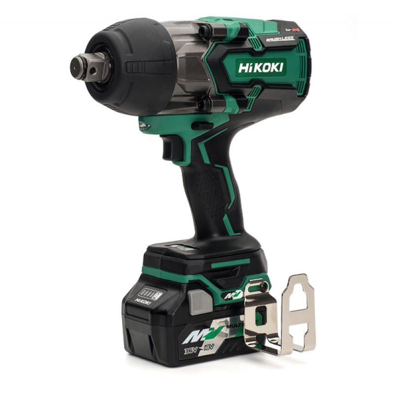 "HiKOKI WR36DA-501 3/4"" MultiVolt Impact Wrench 1 x 5Ah MultiVolt Batteries"